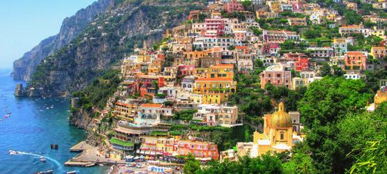 Vacanze Costiera Amalfitana - escursioni da Agerola a Positano